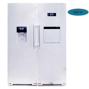 یخچال فریزر دوقلوی الکترواستیل