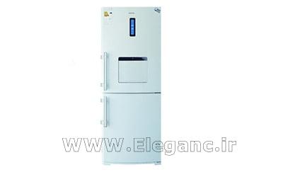 قیمت یخچال فریزر الکترواستیل es35