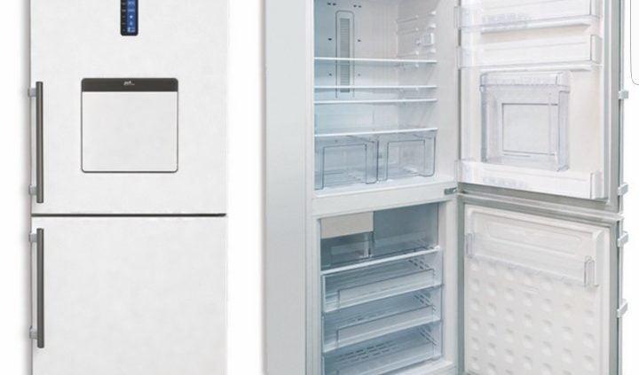 خرید یخچال فریزر الکترواستیل 35 فوت