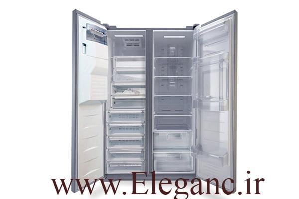 یخچال دوقلو یخسازدار الکترواستیل