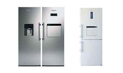 بهترین یخچال فریزر الکترواستیل کدام مدل است؟