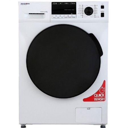 ماشین لباسشویی تمام اتوماتیک پاکشوما 8 کیلویی