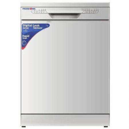 ماشین ظرفشویی 14 نفره پاکشوما سفید