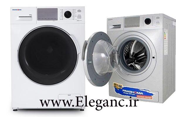 ماشین لباسشویی پاکشوما wfi-84437